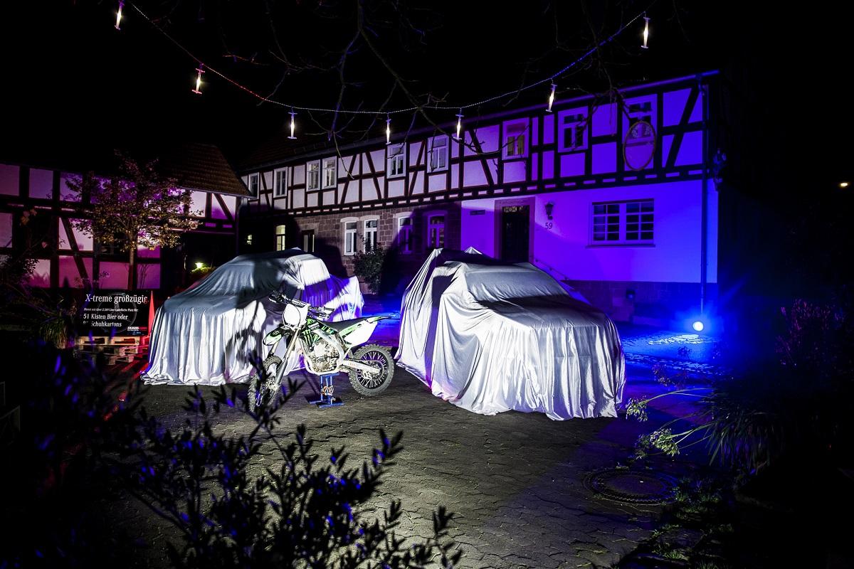 Auto Show auf dem SippelsHof in Fulda
