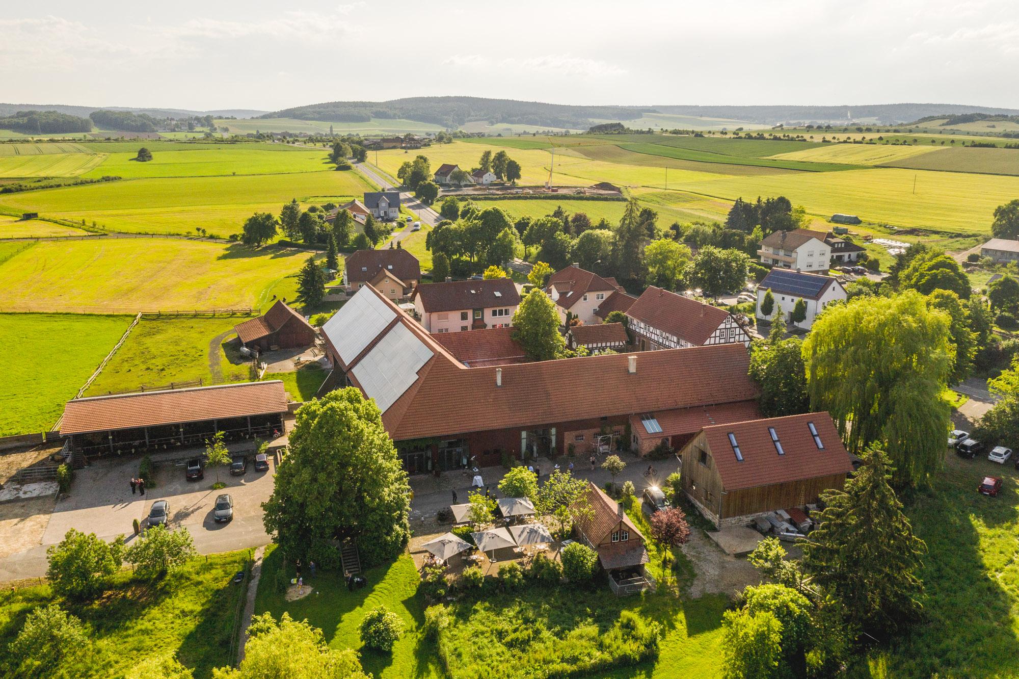 SippelsHof in Fulda | Eventlocation für Firmenfeiern, Hochzeiten und mehr