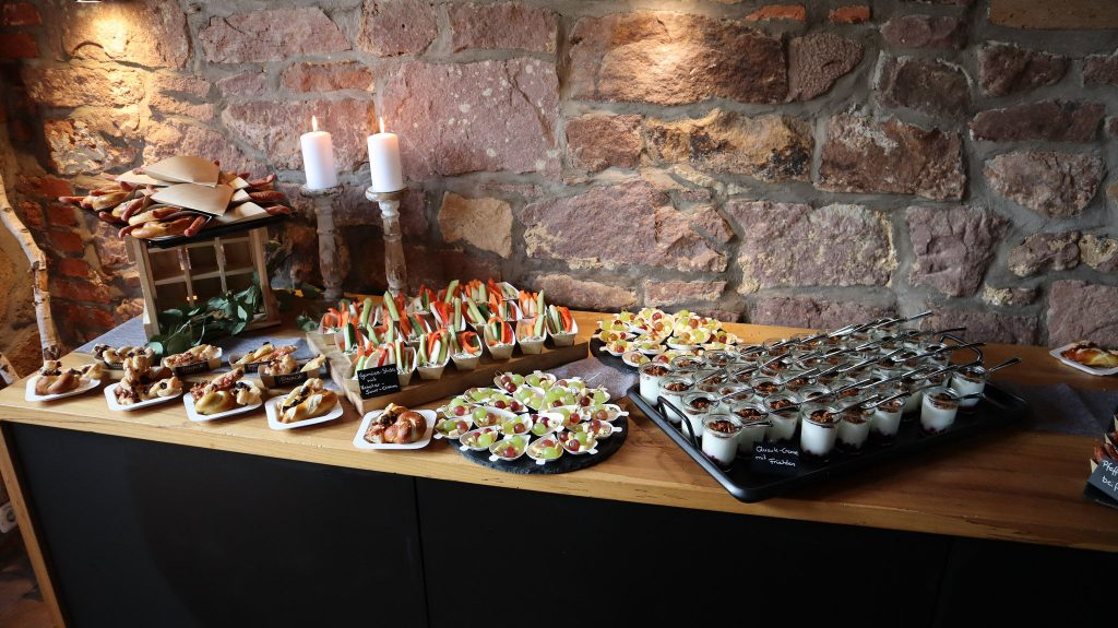 SippelsHof-Firmenevents_leckeres Buffet